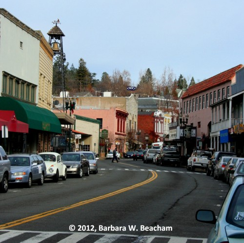 Main Street, Placerville