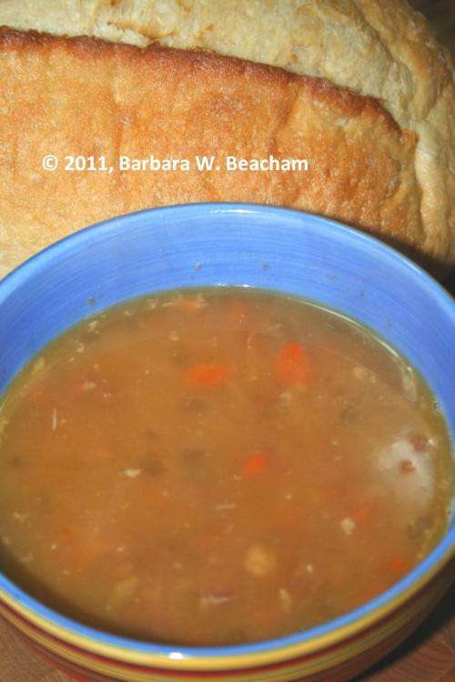 Sopa de Pedos