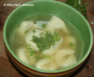 Tortellini Soup!
