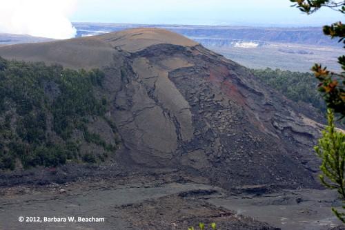 Pit Crater of Kilauea Iki