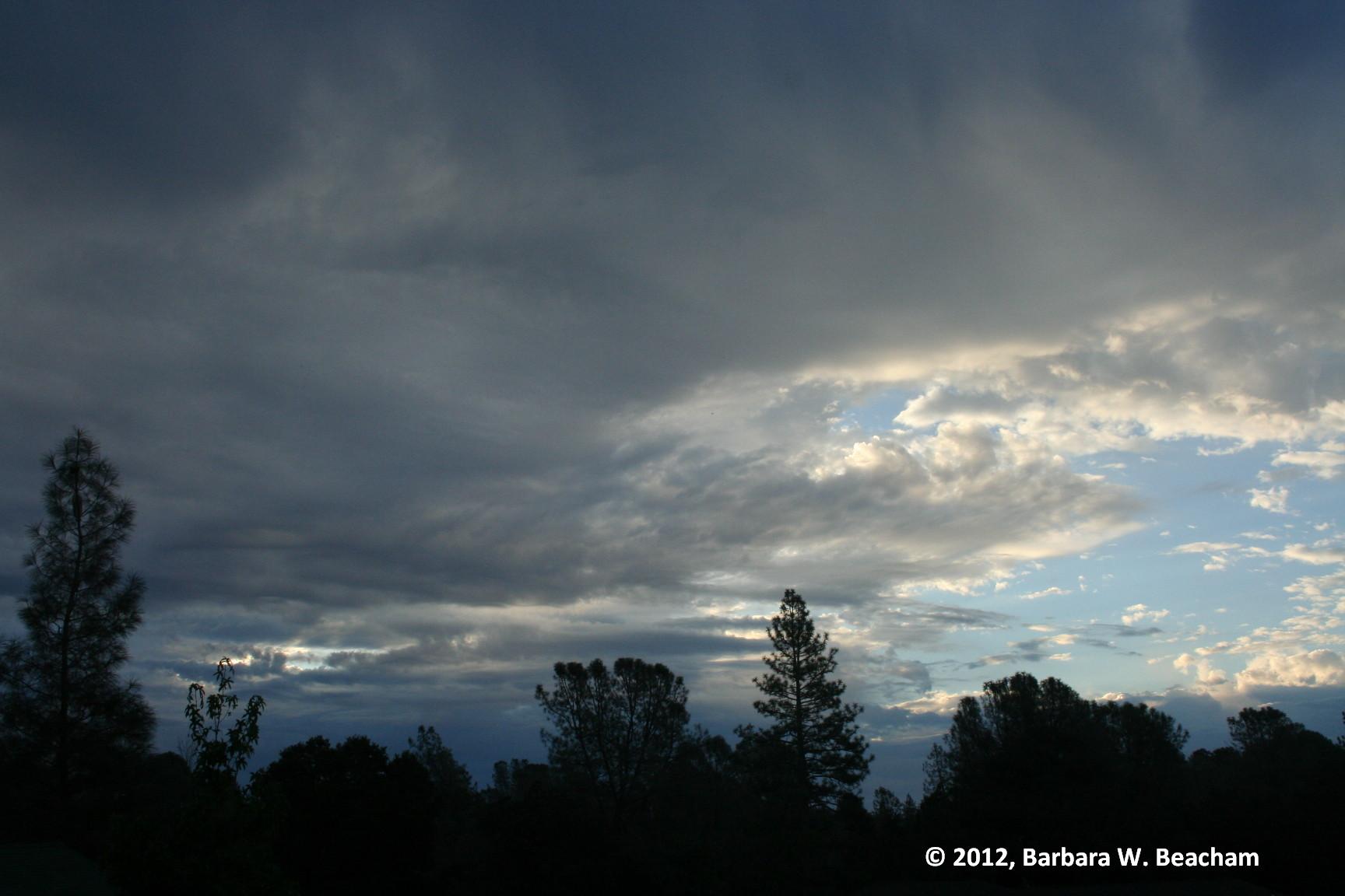 Nimbus Clouds | Ak74