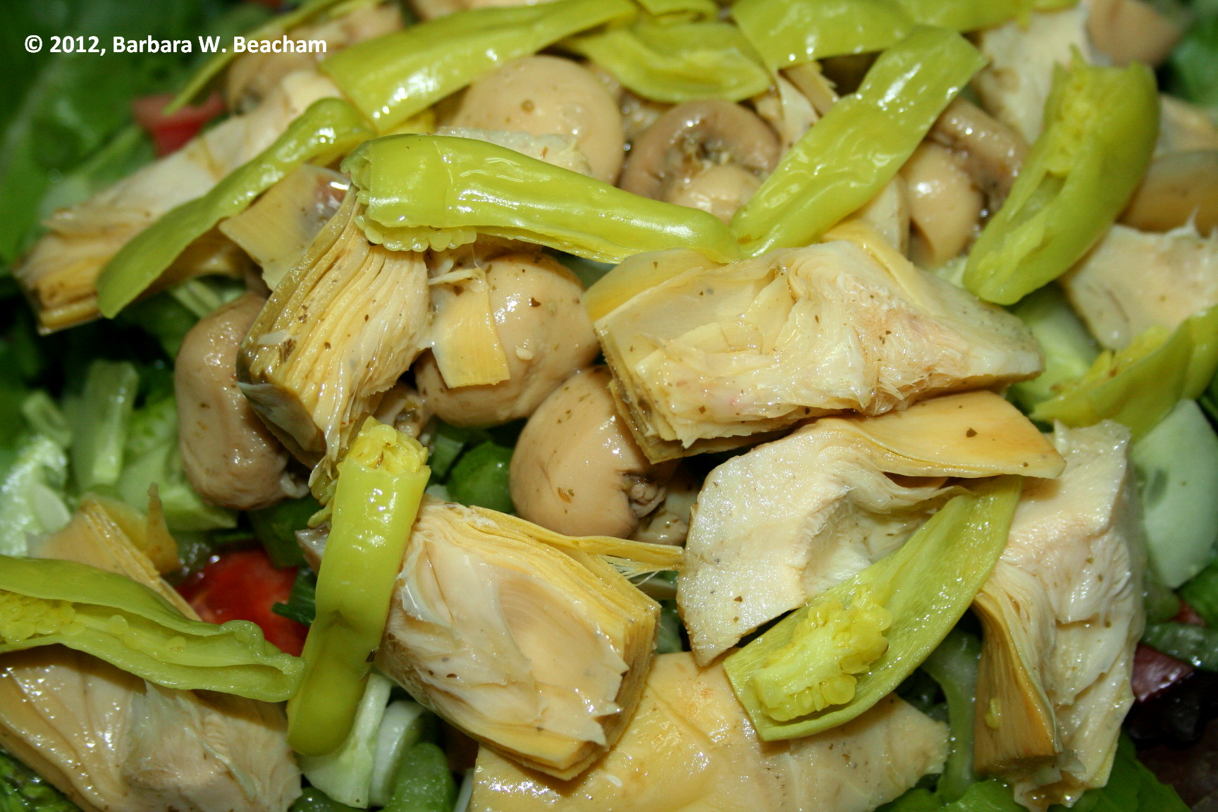 Marinated Artichoke Hearts Recipe — Dishmaps