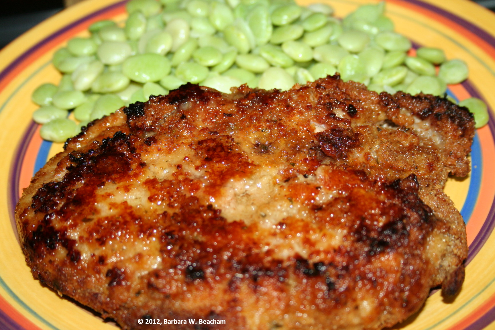 Oven Fried Pork Chops   Life in the Foothills