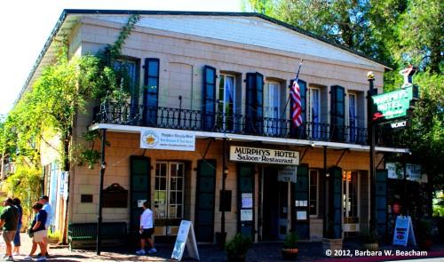 Historic Murphys Hotel - Est. 1856