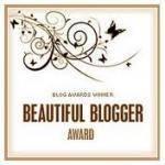 Beautiful Blogger Award!