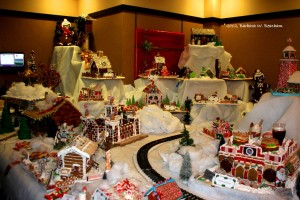 The village of Gingerbread