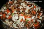 Add potatoes, mushrooms andcarrots