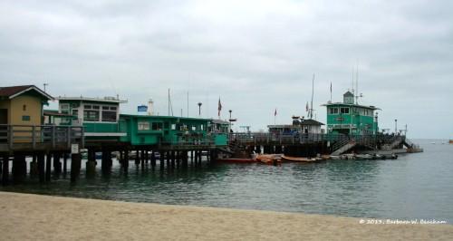 The green pier