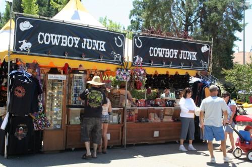 Get your cowboy junk!