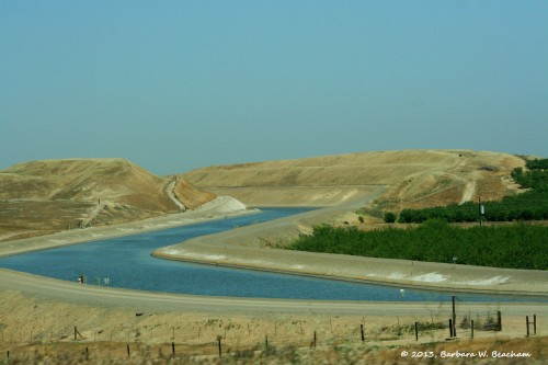 The California Aqueduct