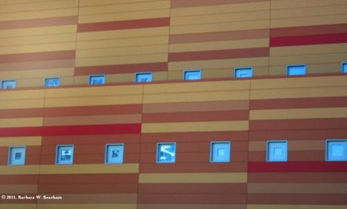 Unusual building design