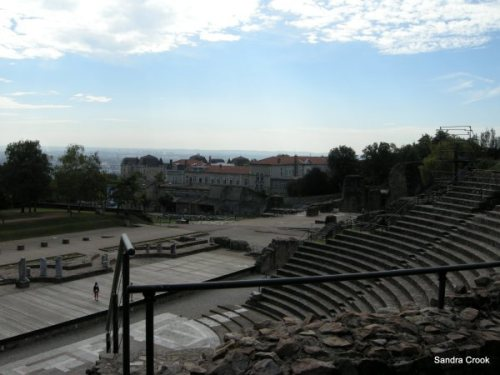 The Amphitheatre - Photo by Sandra Crook