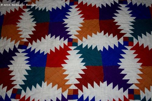 One vibrant pattern!