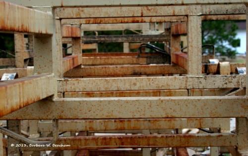 Rusty racks