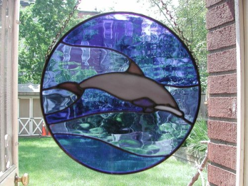 Stained Glass - Photo by Jean L. Hays