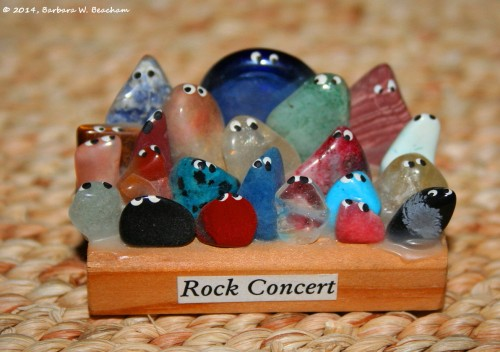 A true rock concert!
