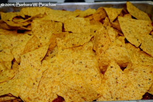 Top with chips