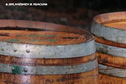 Wet barrels