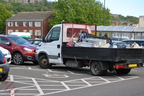 One Man's Junk - Photo by A Mixed Bag