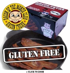 Gluten free bacon