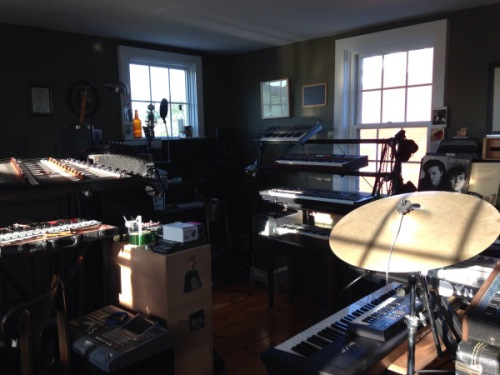 The Music Room - Photo by Rochelle Wisoff-Fields