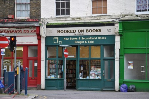 Hooked on Books - Photo by Alastair Forbes