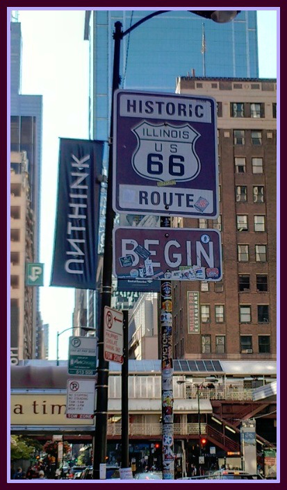 Route 66 - Photo by Jean L. Hays