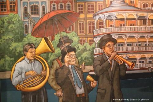 The Musicians - Photo by BW Beacham