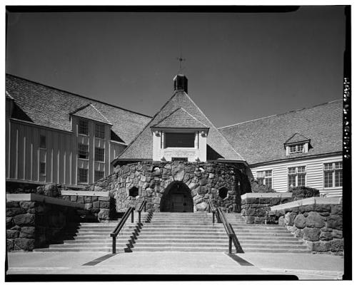 The Overlook Hotel - Photo from the US Library of Congress