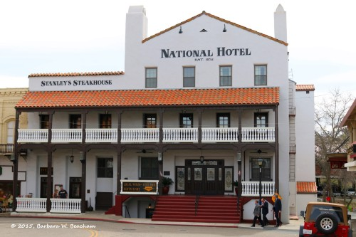 Historical National Hotel