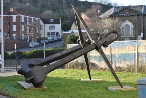 Anchors - Photo by Alastair Forbes