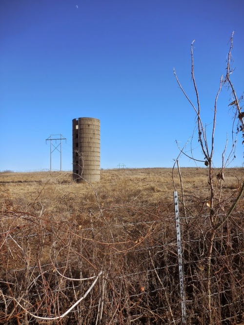 The Silo - Photo by Marie Gail Stratford